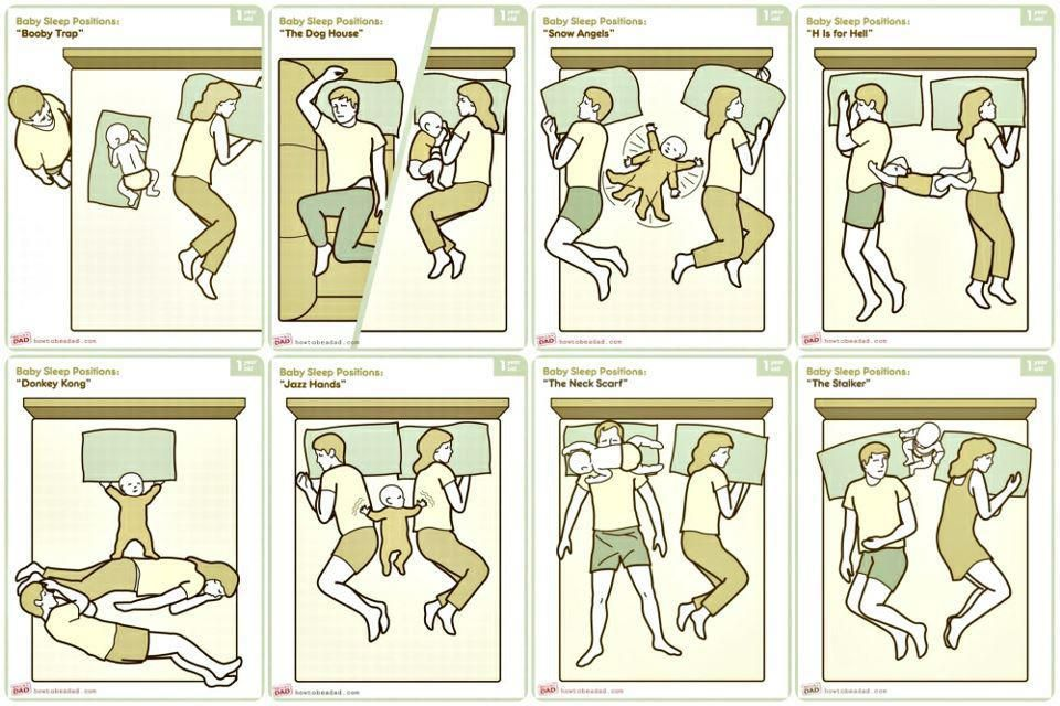 Ordinary Kids Sleeping In Parents Room Part - 6: Kama Sutra For Parents Of Young Children. Iu0027m So Glad Landon Slept In
