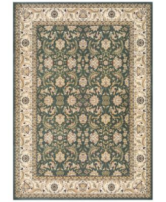 Kenneth Mink Infinity Persian Navy Ivory X Area Rug Rugs Macy S