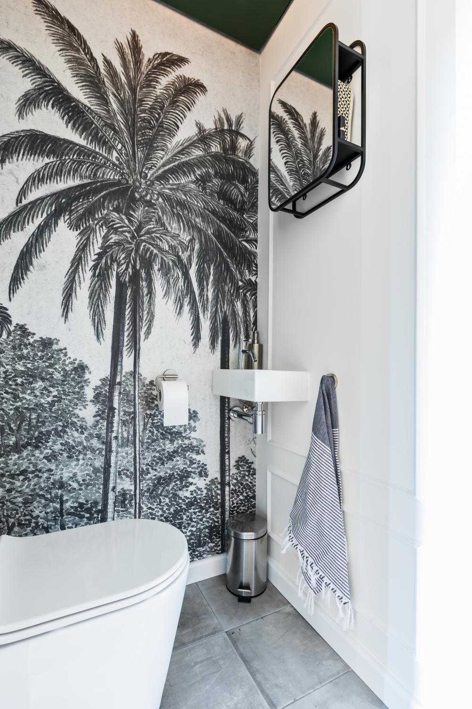 Tropisch toilet - Inspiratie en ideeën - Klussen - Verbouwen - DIY ...
