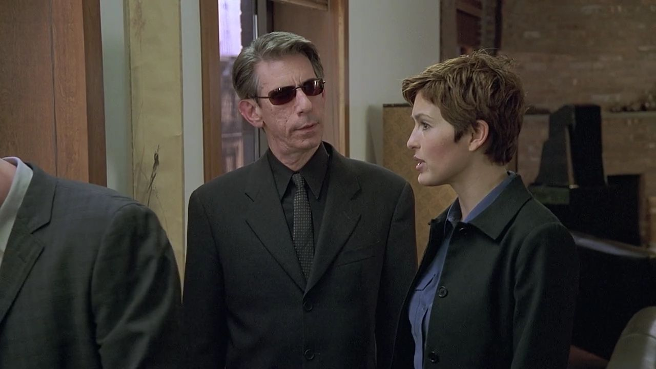 Detectives John Munch Olivia Benson Special Victims Unit Law And Order Svu Law And Order