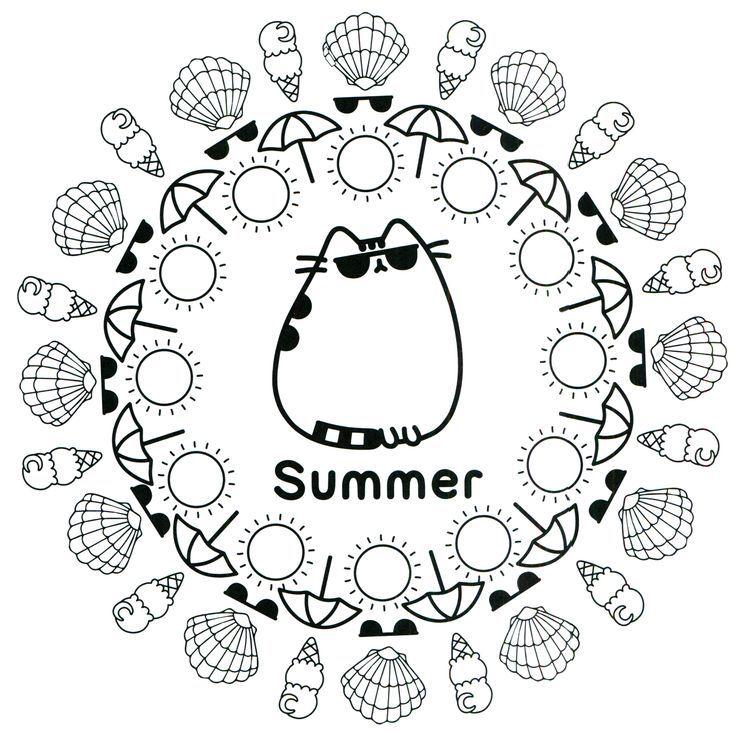 kostenlos druckbare sommer malvorlagen für kinder