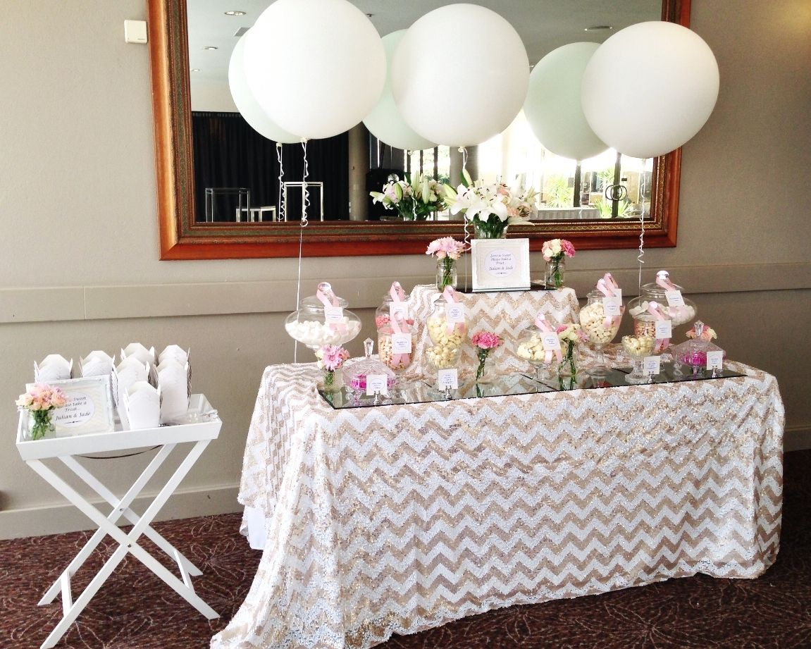Christmas Party Ideas Gold Coast Part - 43: Sofitel-gold-coast-broadbeach-wedding-reception-lolly-candy-