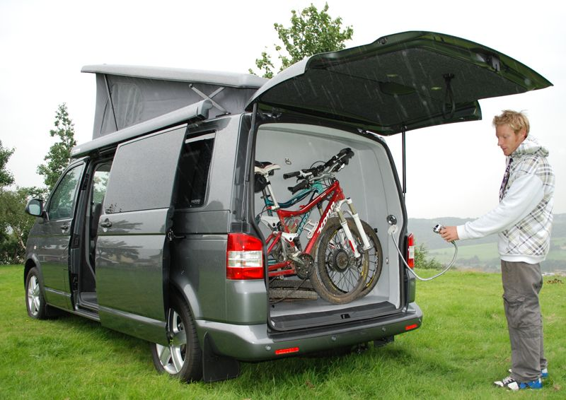 tri bike kite camper van photos bulli umbau campingbus. Black Bedroom Furniture Sets. Home Design Ideas