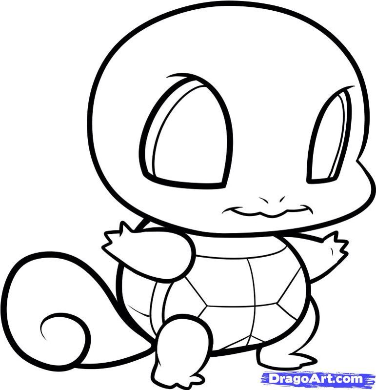 Pokemon Squirtle Pokemon Coloring Pokemon Coloring Pages Coloring Pages