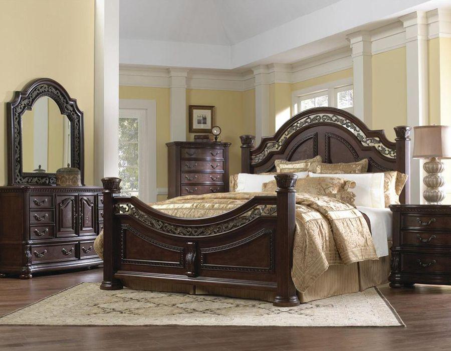 Resultado de imagen para camas lujosas de madera | CAMAS ANTIGUAS ...