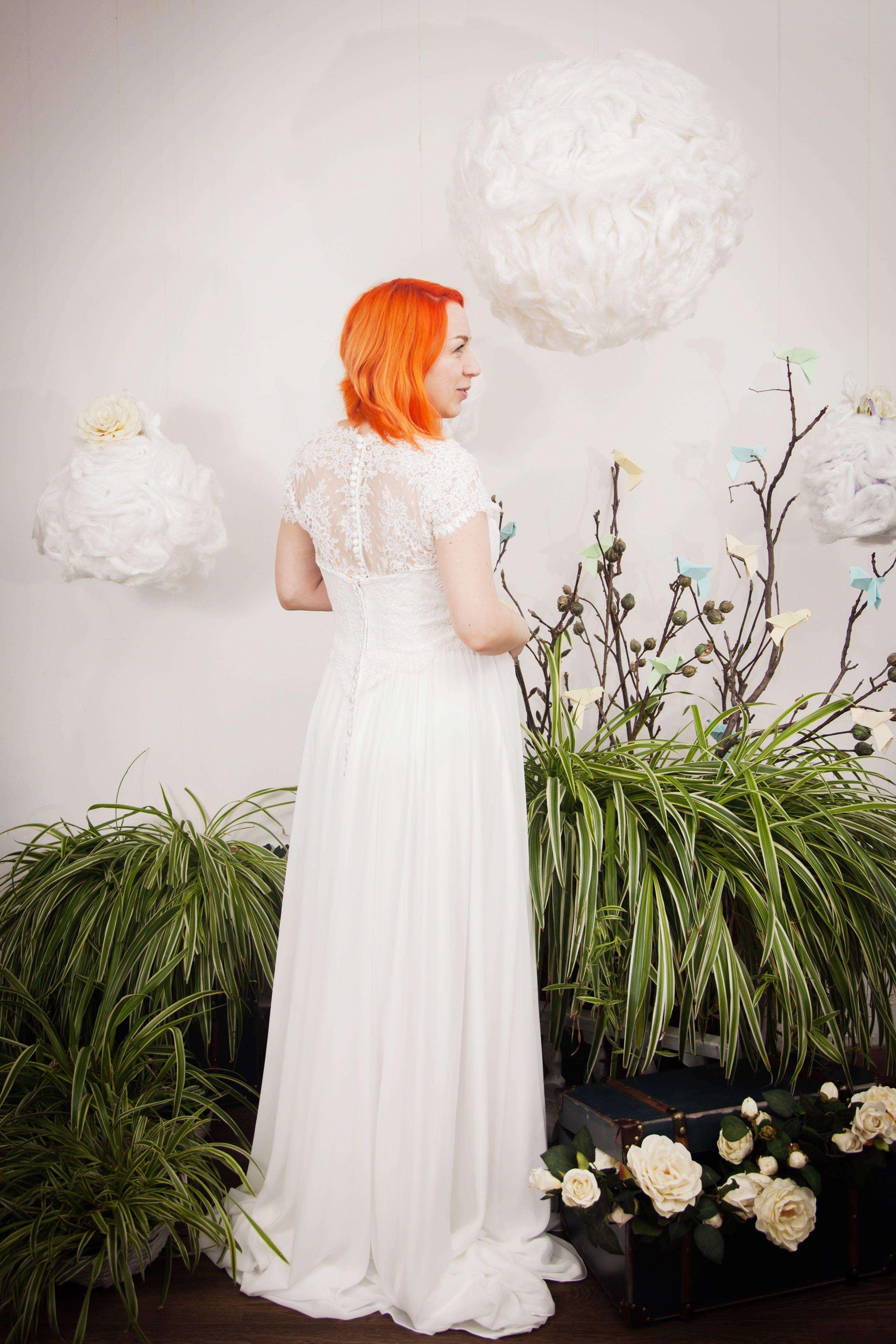 23ec9c4ea210a9 Materniry wedding dresses Trouwjurken voor zwangere bruiden ...