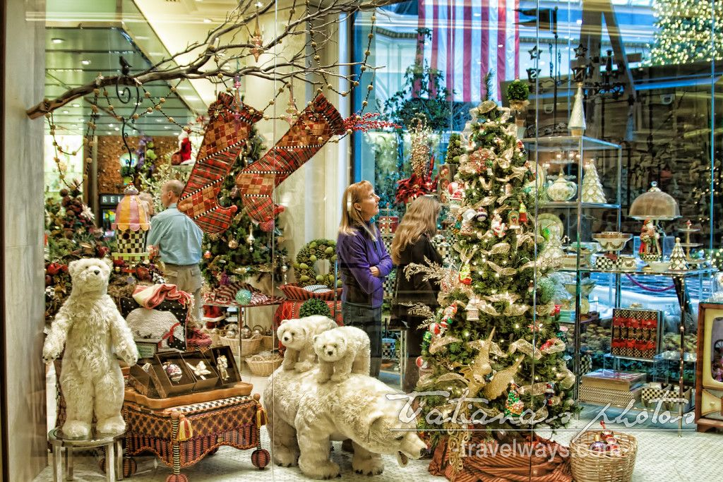 Christmas gifts shop at Bellagio Hotel, Las Vegas   Las Vegas in ...