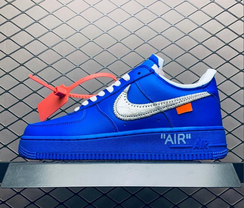 Off White x Nike Air Force 1 MCA