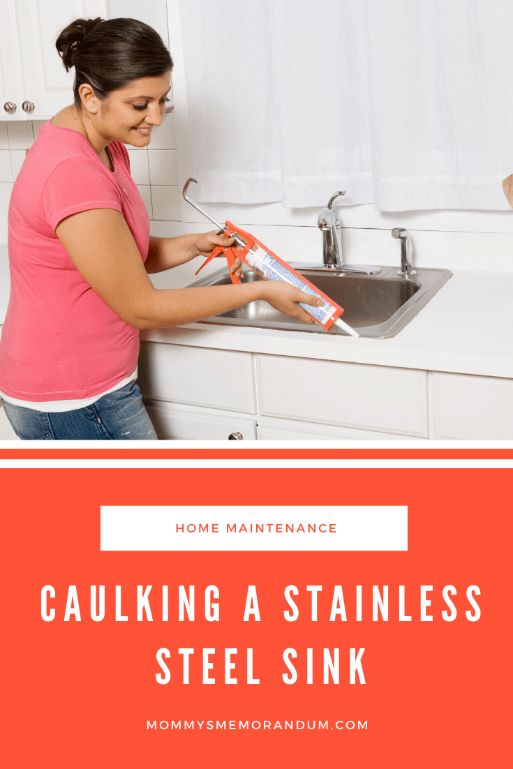 The Best Ways To Caulk A Stainless Steel Kitchen Sink Stainless Steel Kitchen Sink Stainless Steel Kitchen Caulk