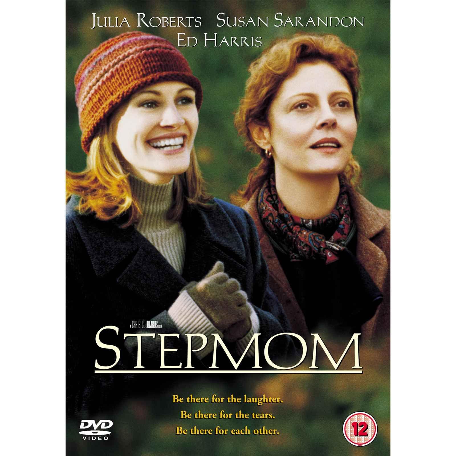 step mom Julia roberts and ed harris in stepmom (1998) susan sarandon in stepmom ( 1998) director chris columbus susan sarandon and ed harris in stepmom.