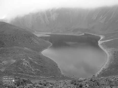 Laguna del sol 2015 #nevadodetoluca #fotoMalenyCI