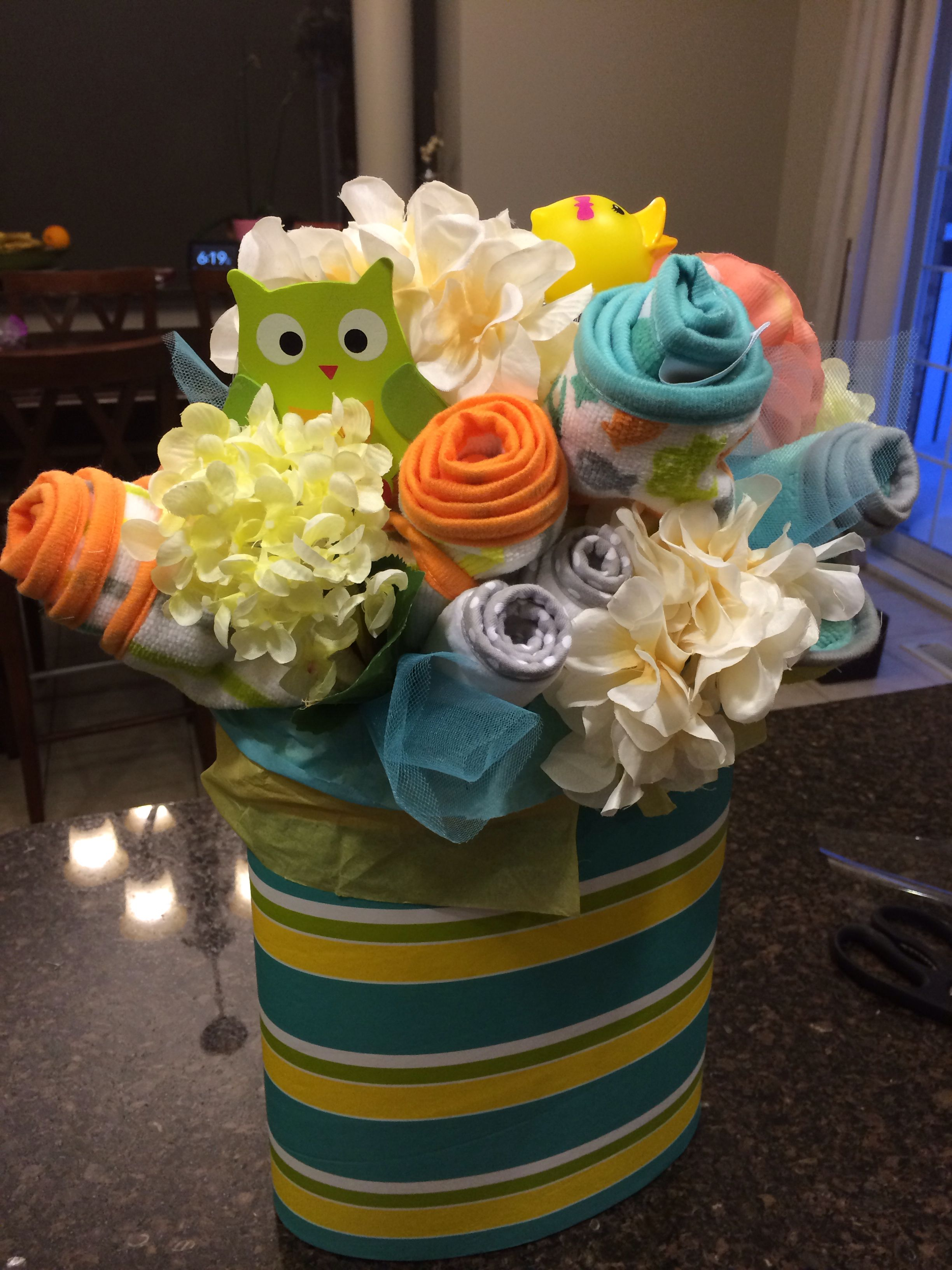 New Baby bouquet!!