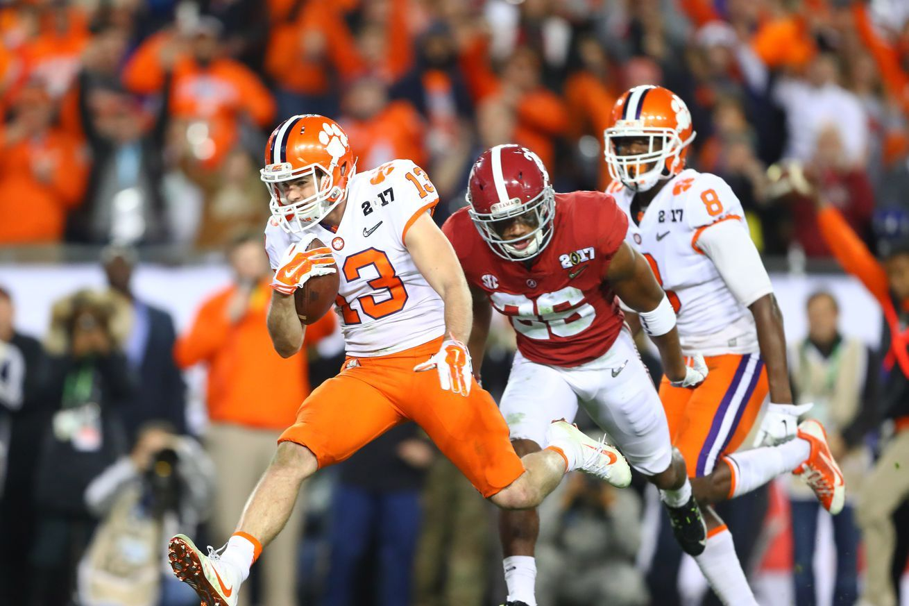 Clemson vs. Alabama 2019 live stream Time TV schedule and