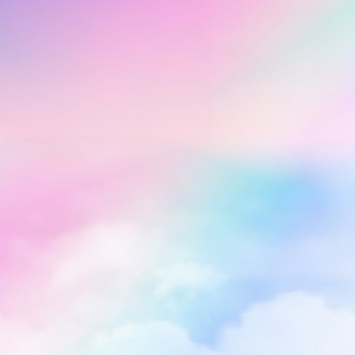 Rainbow Sky Coffee Mug by Rose Gold - 11 oz