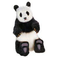 Life Size Sitting Panda Toy Reproduction Hansa 32 Giant Teddy