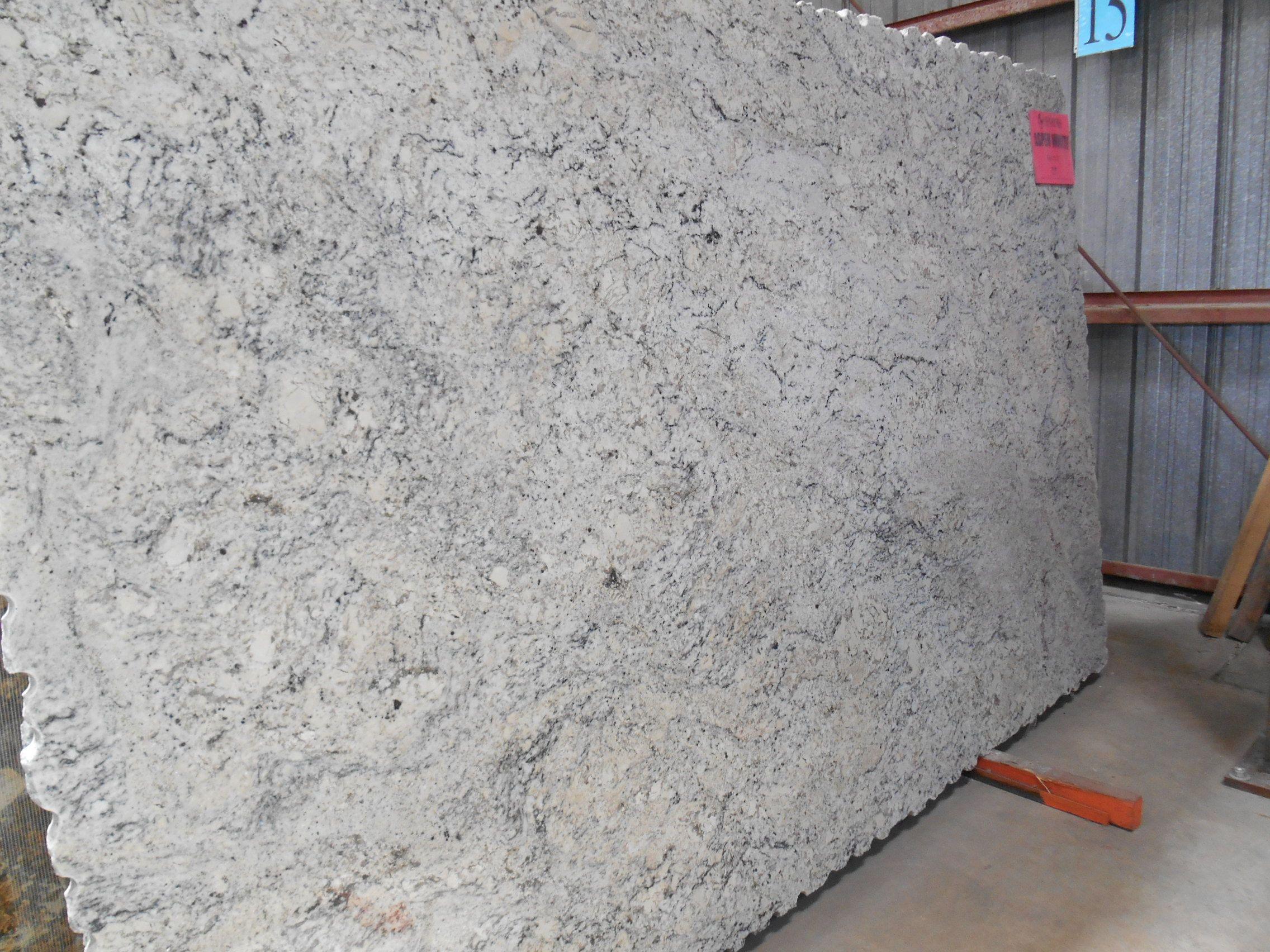 Best Aspen White Granite White Granite Countertops Custom 400 x 300