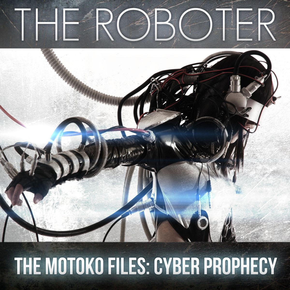 The Motoko Files Cyber Prophecy By The Roboter Prophecy Night City Cyber
