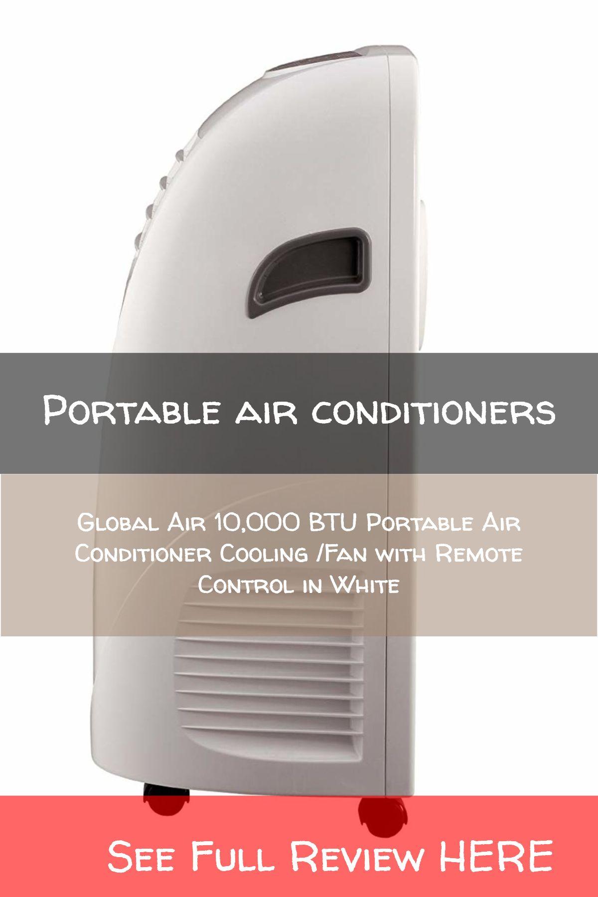 Portable air conditioners / Global Air 10,000 BTU Portable