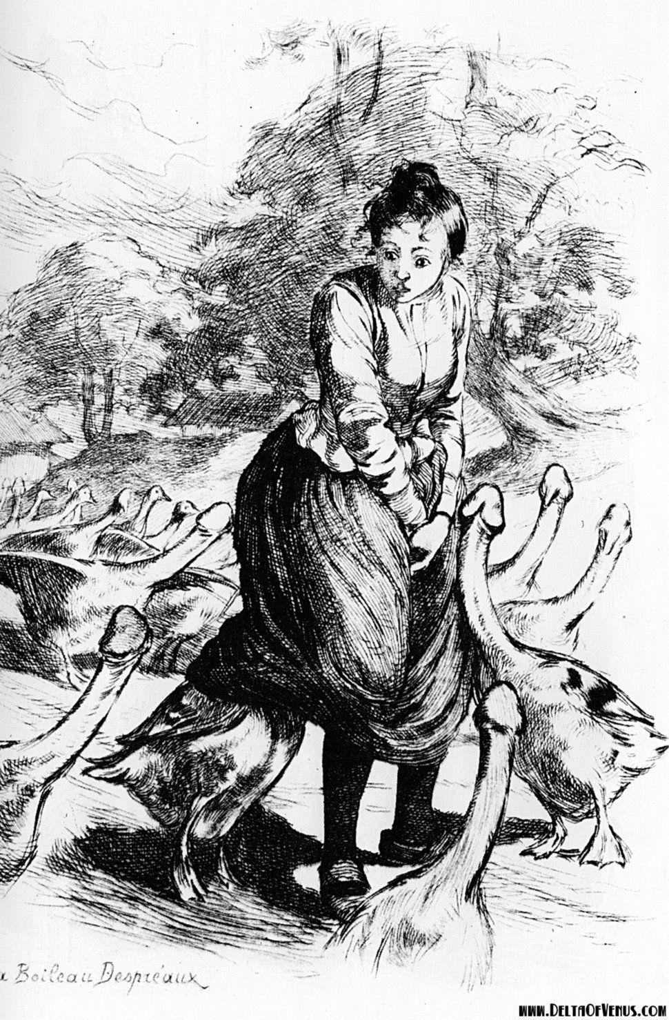 Plongez dans les fantasmes tordus de Un siècle Obscure 19th-4957