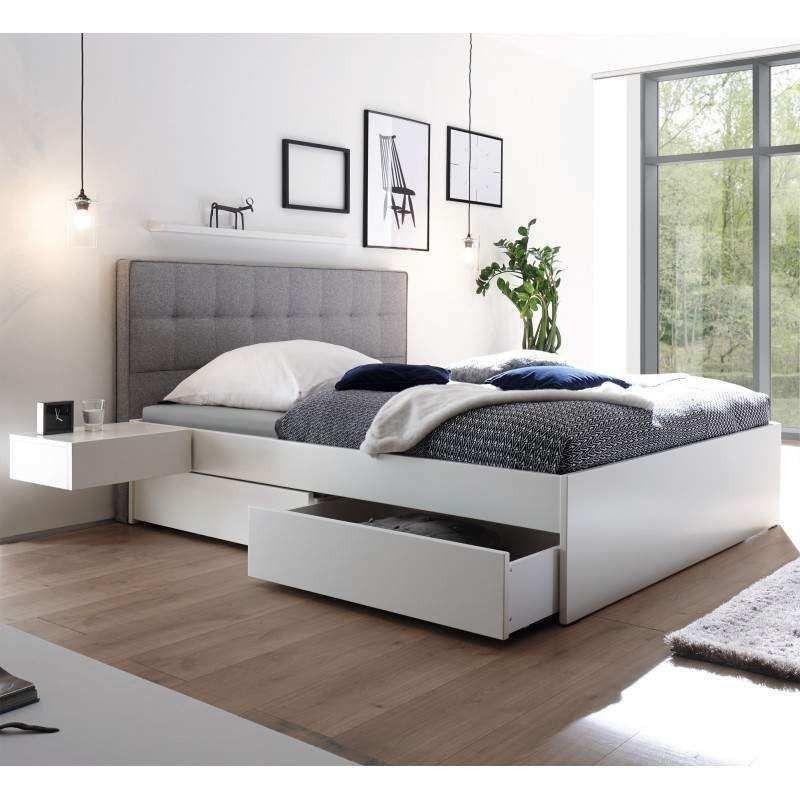 Bett Schubladen Unique Bett Mit Stauraum 120 200 Watersoftnerguide