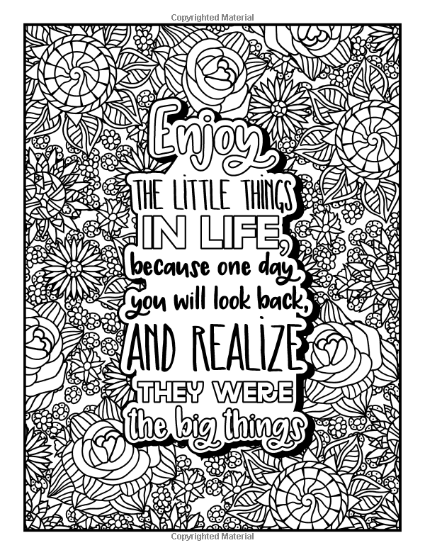 Amazon Com An Inspirational Colouring Book For Everyone Be Fearless In The Pursuit Of What Sets Your Words Coloring Book Quote Coloring Pages Coloring Books