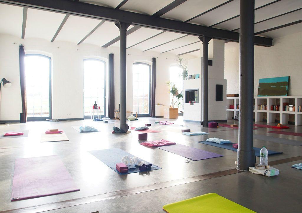 Yogaraum Gestalten yogaraum kornspeicher mauritz ak ballett running
