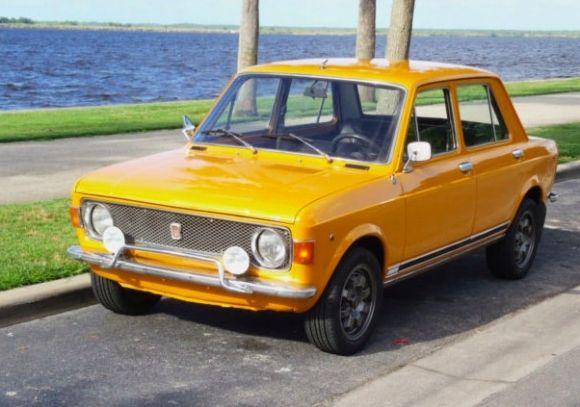 Modified 1970 Fiat 128 Con Imagenes Italia Autos