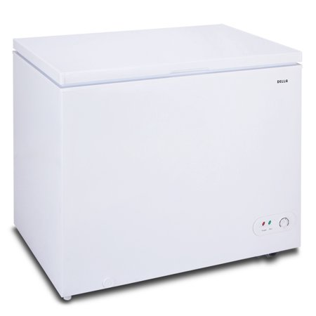 Home Chest Freezer White Kitchen Appliances Upright Freezer