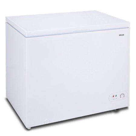 Home Chest Freezer White Kitchen Appliances Upright Freezer