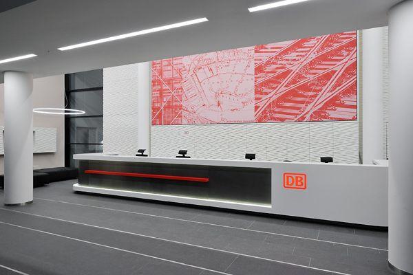 Deutsche Bahn Hammerbrook Höfe Hamburg by sbp Seel