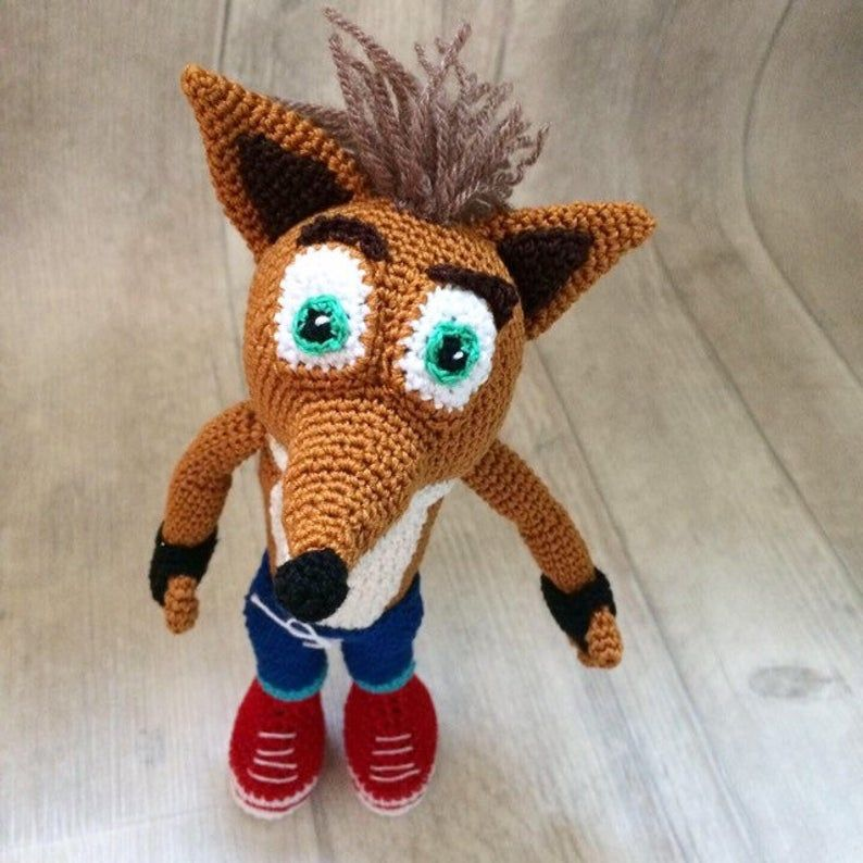 19++ What kind of animal is crash bandicoot images