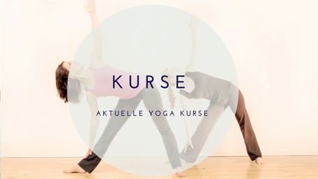 Aktuelle Yoga Kurse mit Katja Yoga, Yoga kurse, München