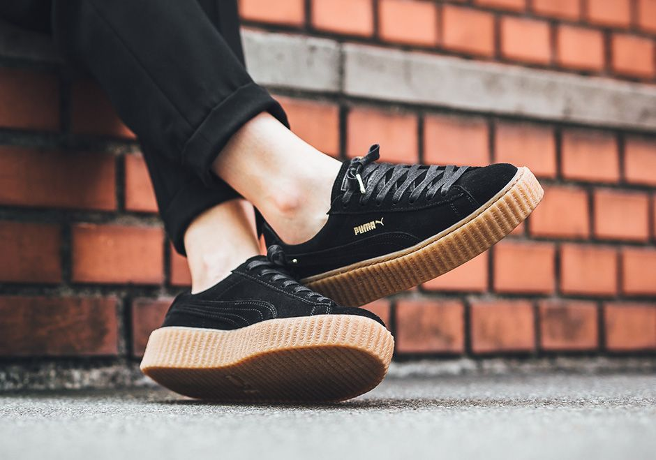 b47fc2ada464  sneakers  news Puma Restocked The Original Three Colorways of Rihanna s  Fenty Creeper