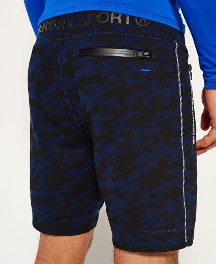 e2f0a18b76 Superdry Pantalones cortos ajustados Gym Tech Marino Mode, Short De Sport,  Joggeurs, Bermuda
