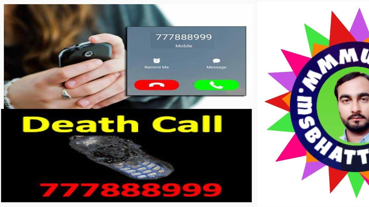777888999 The Killer Number Reality   MUST WATCH   Phone Blast