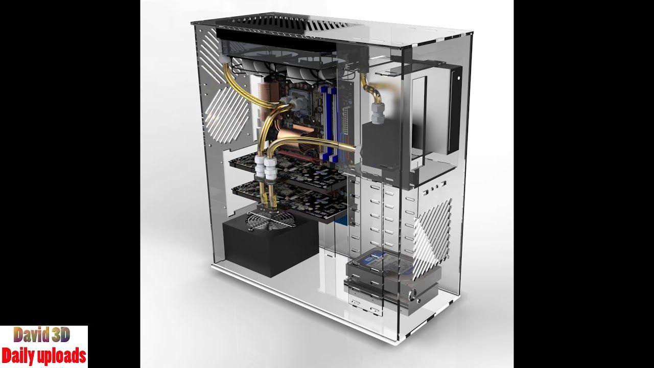 Epingle Sur Pc Computer Download Free 3d Cad Models