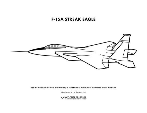 cold war puzzles/coloring | cycle 2 | pinterest | cold war and ... - Air Force Coloring Pages Kids