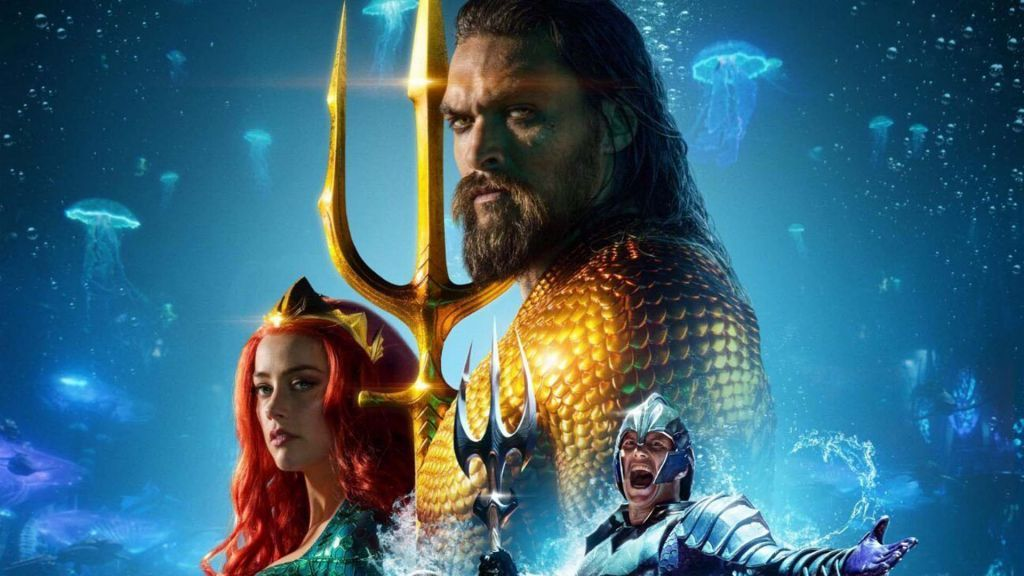 Aquaman Movie Poster 2018 Hd Movies 4k Wallpapers Download Wallpapers Of Aquaman Dc Comics 2018 Movies Wallpaper Hd A Aquaman Superhero Movies Dc Comics