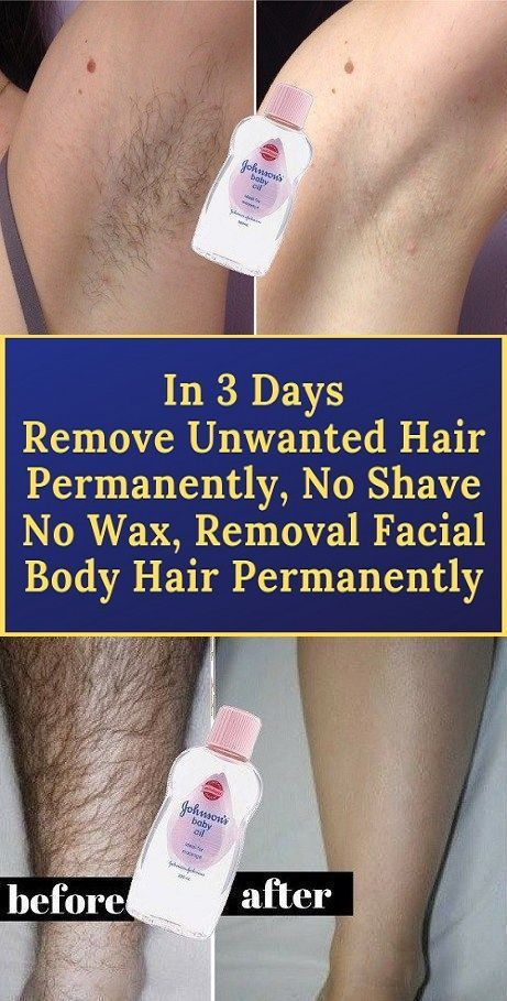 #permanently #permanently #unwanted #removal #remove #facial #three #shave #hair #days #body #hair #...