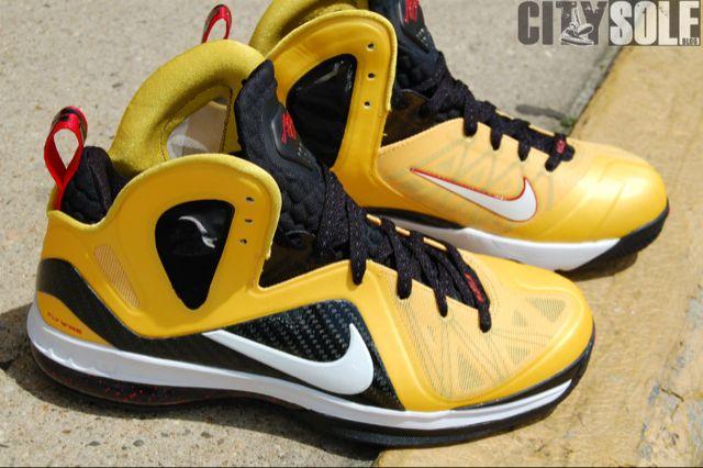 Lebron 9 Taxi Nike Runners Nike Bags Nike Shox