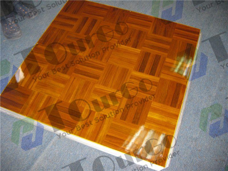 Hot Teak Wood Waterproof Dance Floor For Sale Tourgo Teakwood