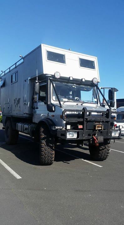 Unimog Camper Unimog Expedition Vehicle Luxury Rv