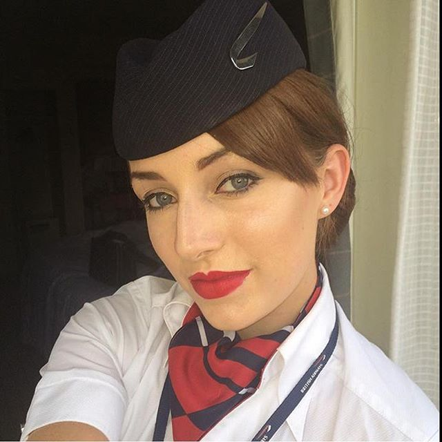 gracerichardsxo #ba #britishairways #stewardess #cabincrew - british airways flight attendant sample resume