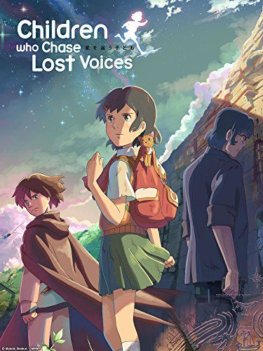 Children Who Chase Lost Voices English Dubbed Check Out This Great Product Note It Is Affiliate Link To Amazon Lost Voice Anime Movies Anime Films