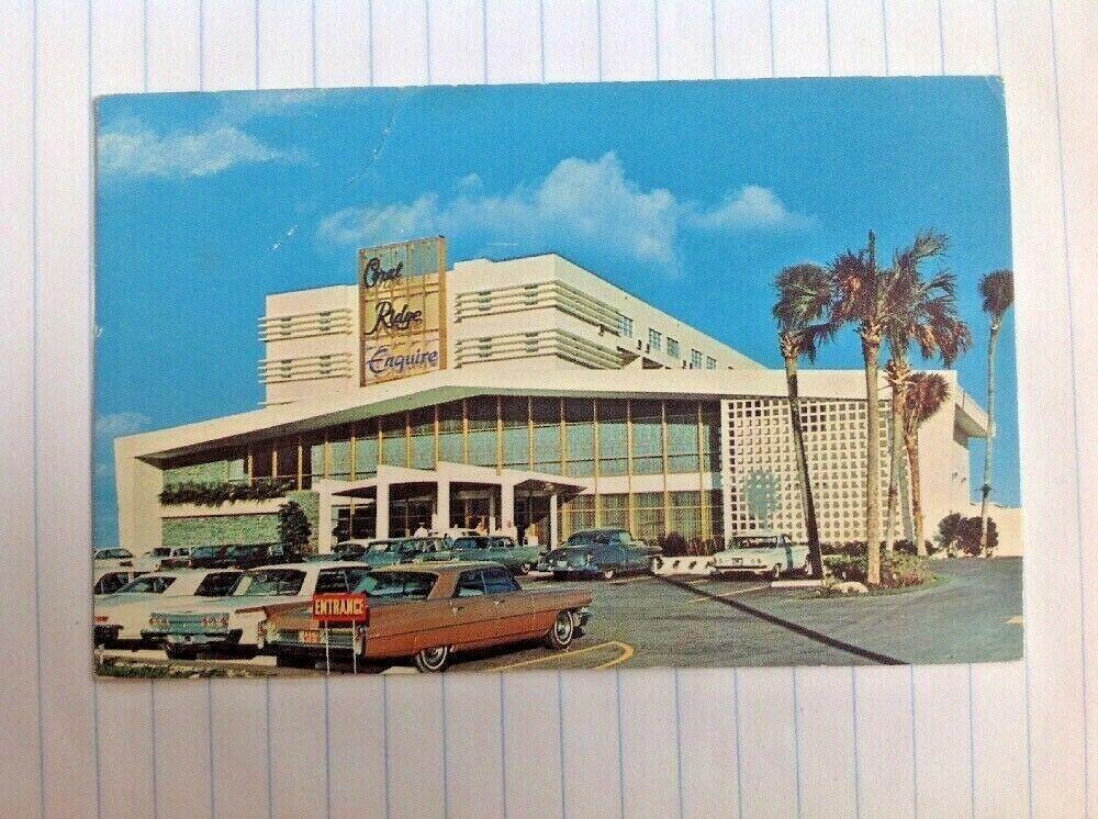 Coral Ridge Enquire Hotel Fort Lauderdale Fl Postcard Galt Ocean Dr Cars Fort Lauderdale Hotels Fort Lauderdale Fl Palace Hotel San Francisco