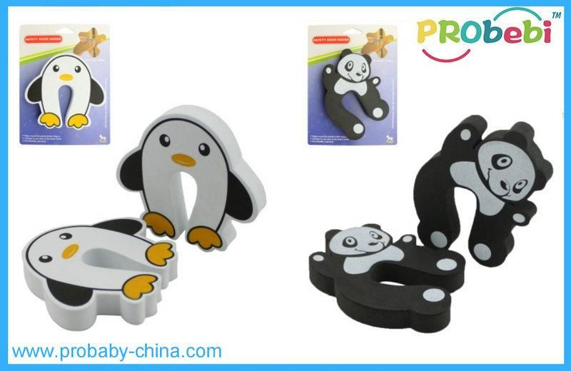 New Design Baby Safety Doorguard Lovely Penguin In Two