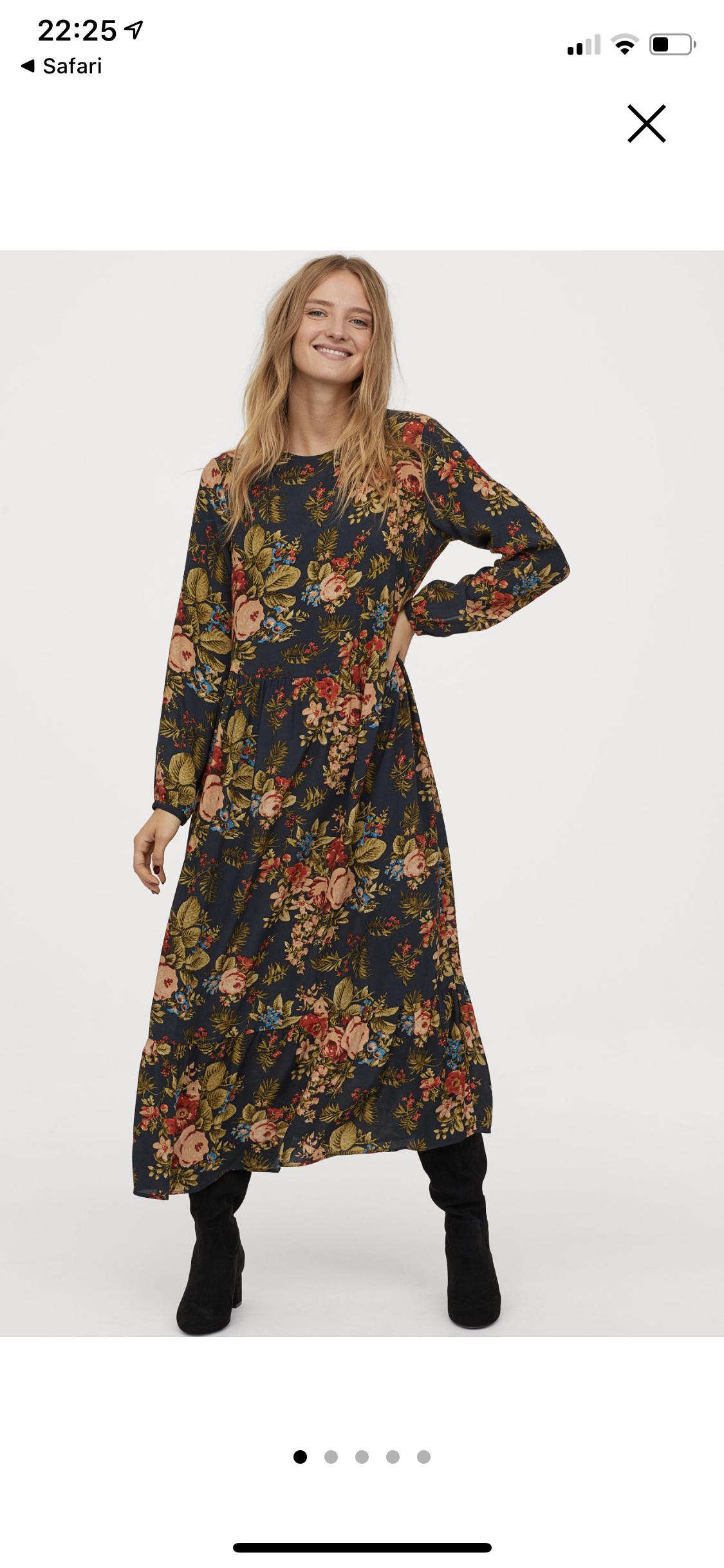 Photo of Hm klänning