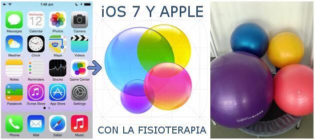 El nuevo sistema operativo de iPad y IPhone de Apple, con la fisioterapia. ;) pic.twitter.com/WFOYS1SeZU