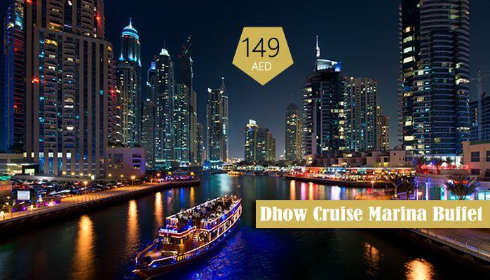 Enjoy 2 hour luxury dhow cruise, international buffet dinner,entertainment shows, music & more. @ Rikks Cruises http://www.deal2meals.com/deals/enjoy-2-hour-luxury-dhow-cruise-international-buffet-dinner-entertainment-shows-music_244.html