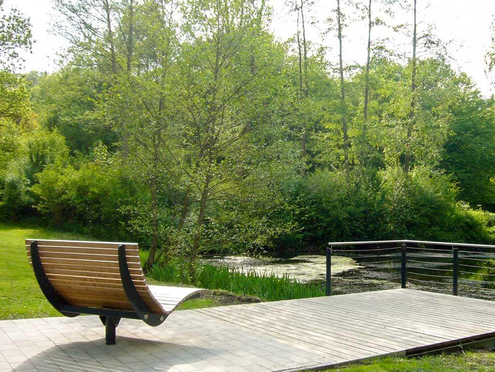 Ralf Winter Relaxliege Garten Gartengestaltung Garten